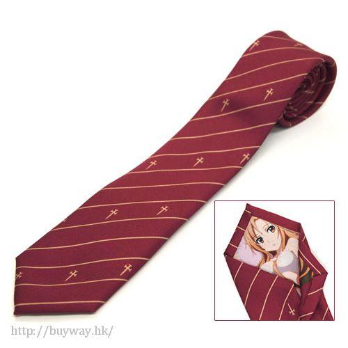 刀劍神域系列 「亞絲娜」領帶 Asuna Necktie【Sword Art Online Series】