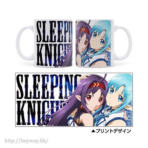 刀劍神域系列 「亞絲娜 + 有紀」杯子 Full Color Mug: Yuuki & Asuna【Sword Art Online Series】
