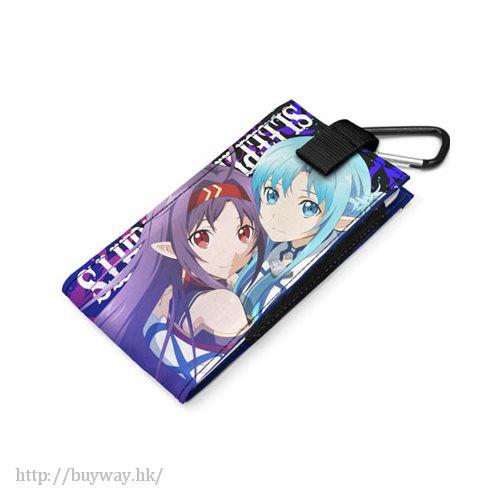 刀劍神域系列 「亞絲娜 + 有紀」160 全彩手機袋 Full Color Mobile Pouch 160: Yuuki & Asuna【Sword Art Online Series】