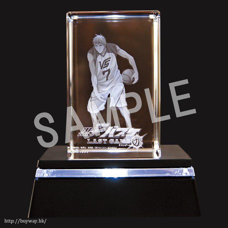 黑子的籃球 「黃瀨涼太」3D 水晶擺設 Crystal Art Kise Ryota【Kuroko's Basketball】