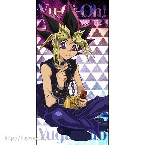 遊戲王 「武藤遊戲 (表遊戲)」120cm 大毛巾 120cm Big Towel Yugi Muto Relax Ver.【Yu-Gi-Oh!】