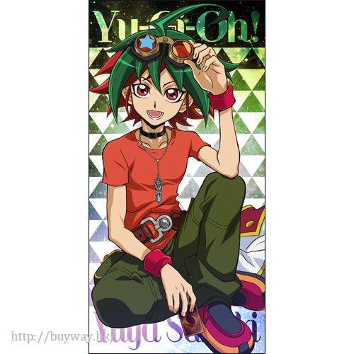 遊戲王 「榊遊矢」120cm 大毛巾 120cm Big Towel Yuya Sakaki Relax Ver.【Yu-Gi-Oh!】