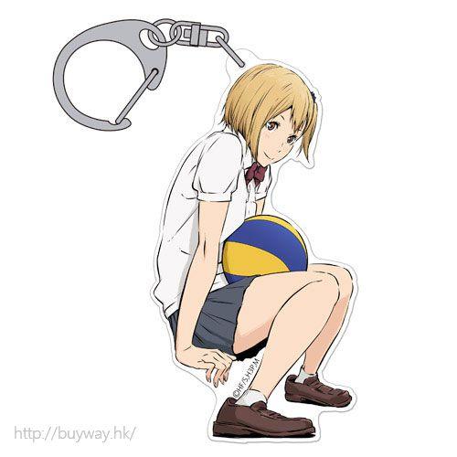 排球少年!! 「谷地仁花」匙扣 Acrylic Keychain Hitoka Yachi【Haikyu!!】