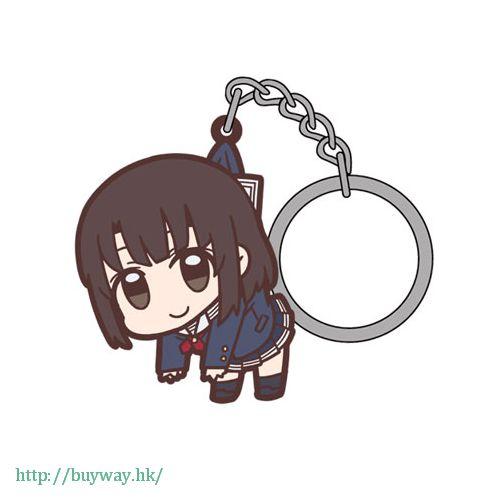 不起眼女主角培育法 「加藤惠」校服 Ver. 吊起匙扣 Pinched Keychain Megumi Kato Pinched Keychain (Uniform) Flat Ver.【Saekano: How to Raise a Boring Girlfriend】