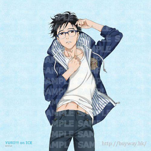 勇利!!! on ICE 「勝生勇利」毯子 Ohiza de GoodNight!!! Blanket Yuri Katsuki【Yuri on Ice】