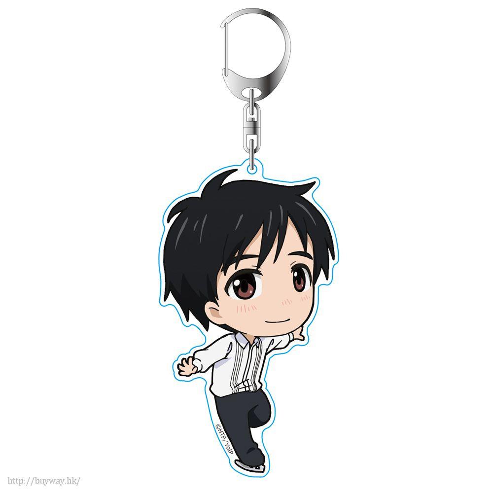 勇利!!! on ICE 「勝生勇利」亞克力 匙扣 Petit Colle! Acrylic Key Chain Katsuki Yuri【Yuri on Ice】