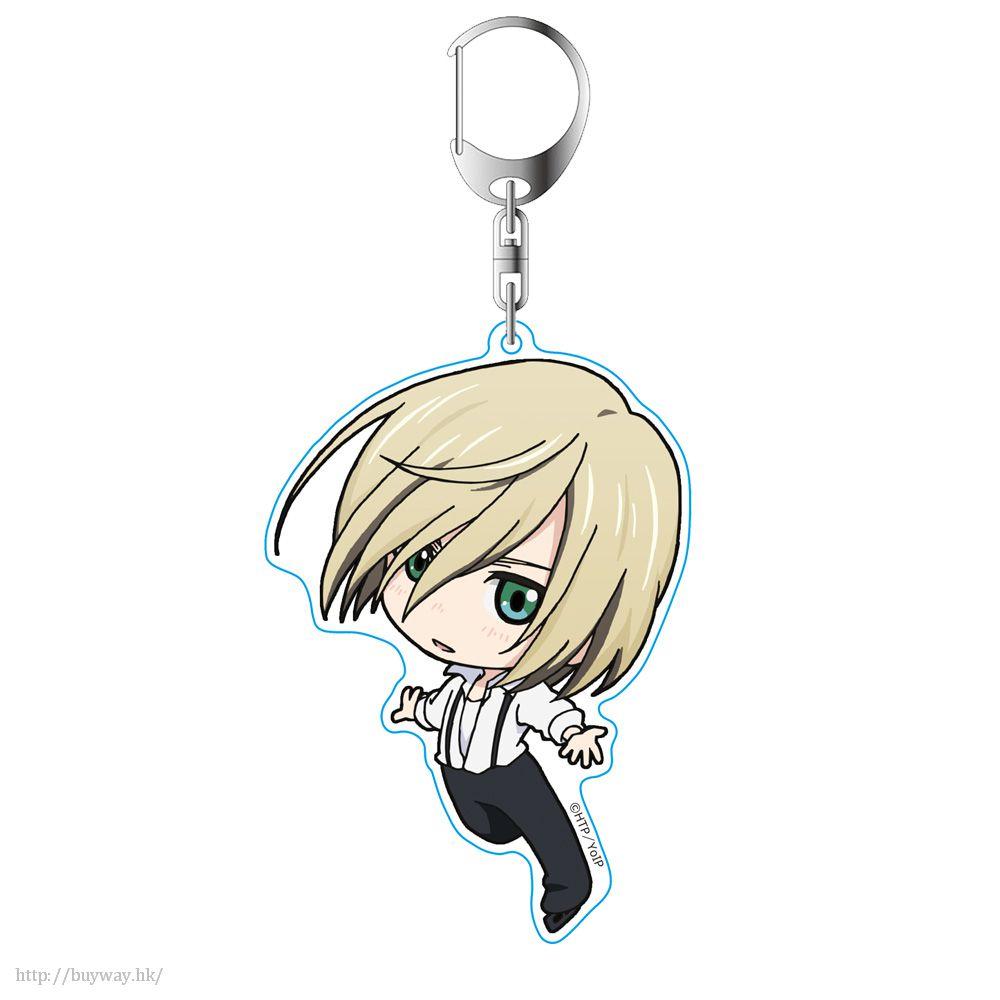 勇利!!! on ICE 「尤里.普利謝茨基」亞克力 匙扣 Petit Colle! Acrylic Key Chain Yuri Plisetsky【Yuri on Ice】