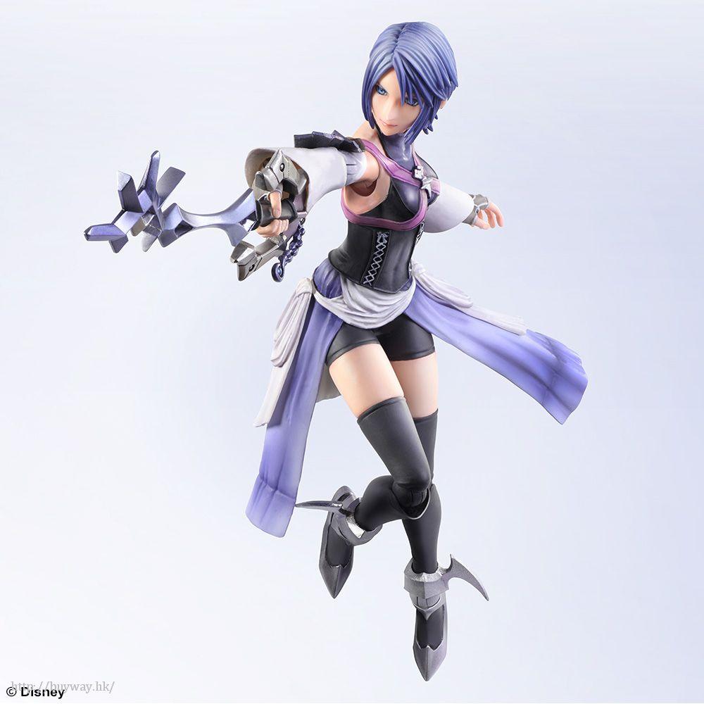 王國之心系列 PlayArts-改-「亞克雅」0.2 夢中降生 Play Arts Kai Aqua 0.2 Birth by Sleep【Kingdom Hearts】