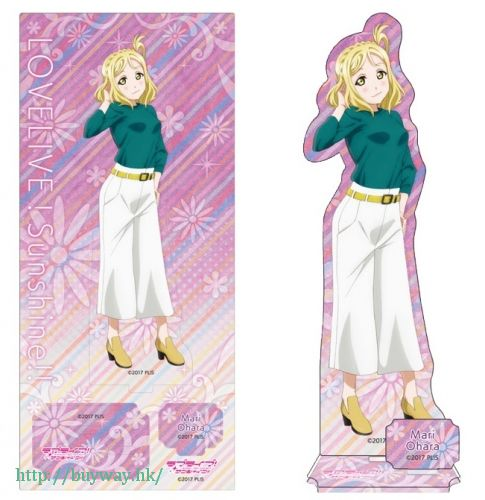 LoveLive! Sunshine!! 「小原鞠莉」秋服 ver. 亞克力企牌 Acrylic Stand H Ohara Mari (November Edition)【Love Live! Sunshine!!】