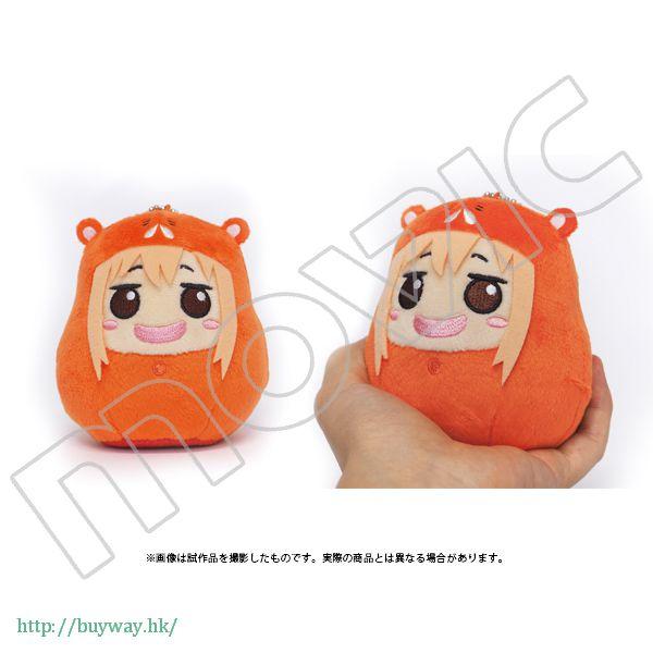 我家有個魚乾妹 「土間埋 (小埋)」公仔 匙扣 Plush Key Chain Umaru【Himoto! Umaru-chan】