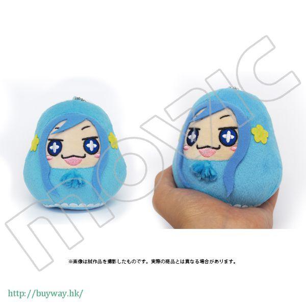 我家有個魚乾妹 「橘.希爾芬福特」公仔 匙扣 Plush Key Chain Sylphyn【Himoto! Umaru-chan】