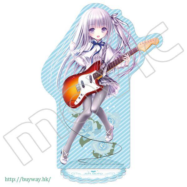 天使的3P 「五島潤」27cm 亞克力大企牌 Big Acrylic Stand A Goto Jun【Angel's 3Piece!】