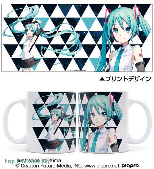 VOCALOID系列 「初音未來」V4X 全彩 陶瓷杯 Hatsune Miku V4X Full Color Mug【VOCALOID Series】