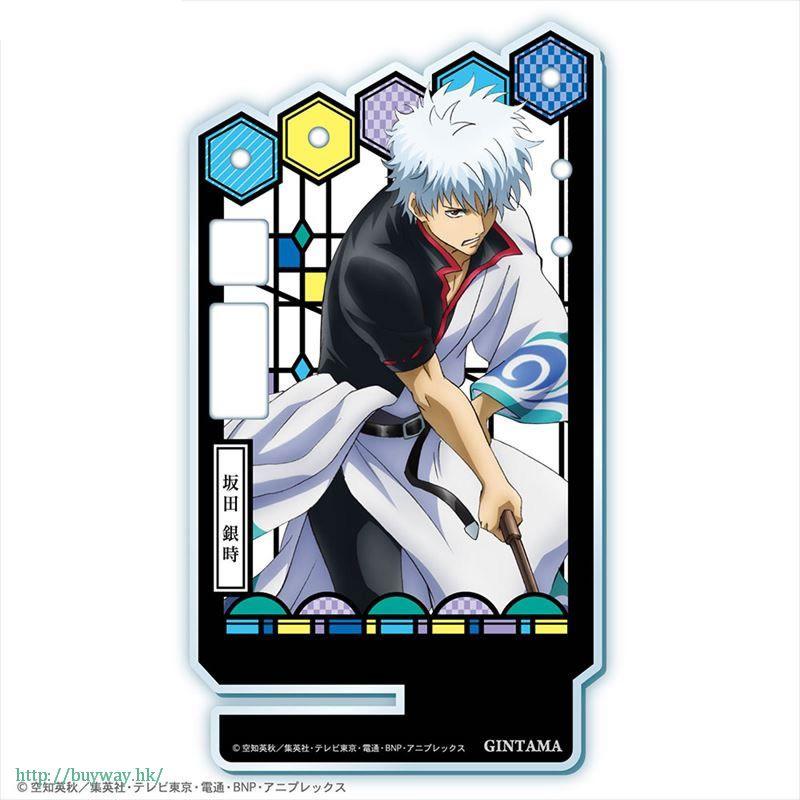 銀魂 「坂田銀時」多功能站立架 Acrylic Multipurpose Stand 01 Gintoki Sakata【Gin Tama】