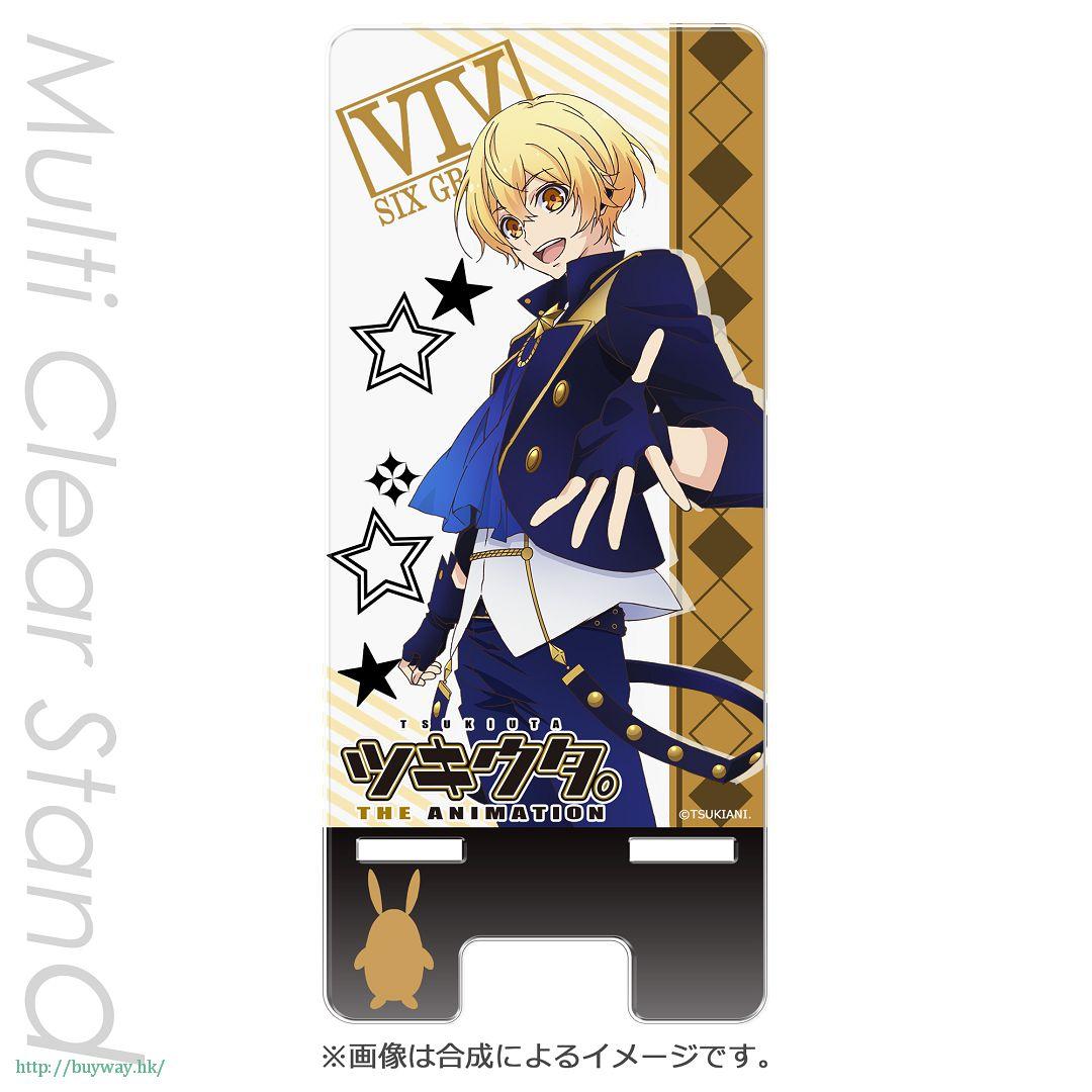 月歌。 「師走驅 (12月)」多功能站立架 PT Multi Clear Stand Shiwasu Kakeru PT【Tsukiuta.】