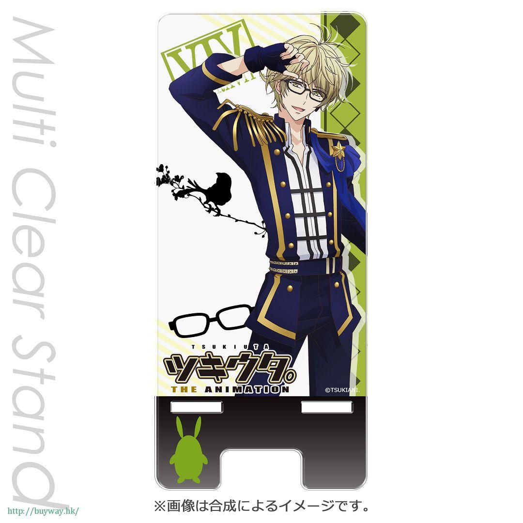 月歌。 「彌生春 (3月)」多功能站立架 PT Multi Clear Stand Yayoi Haru PT【Tsukiuta.】