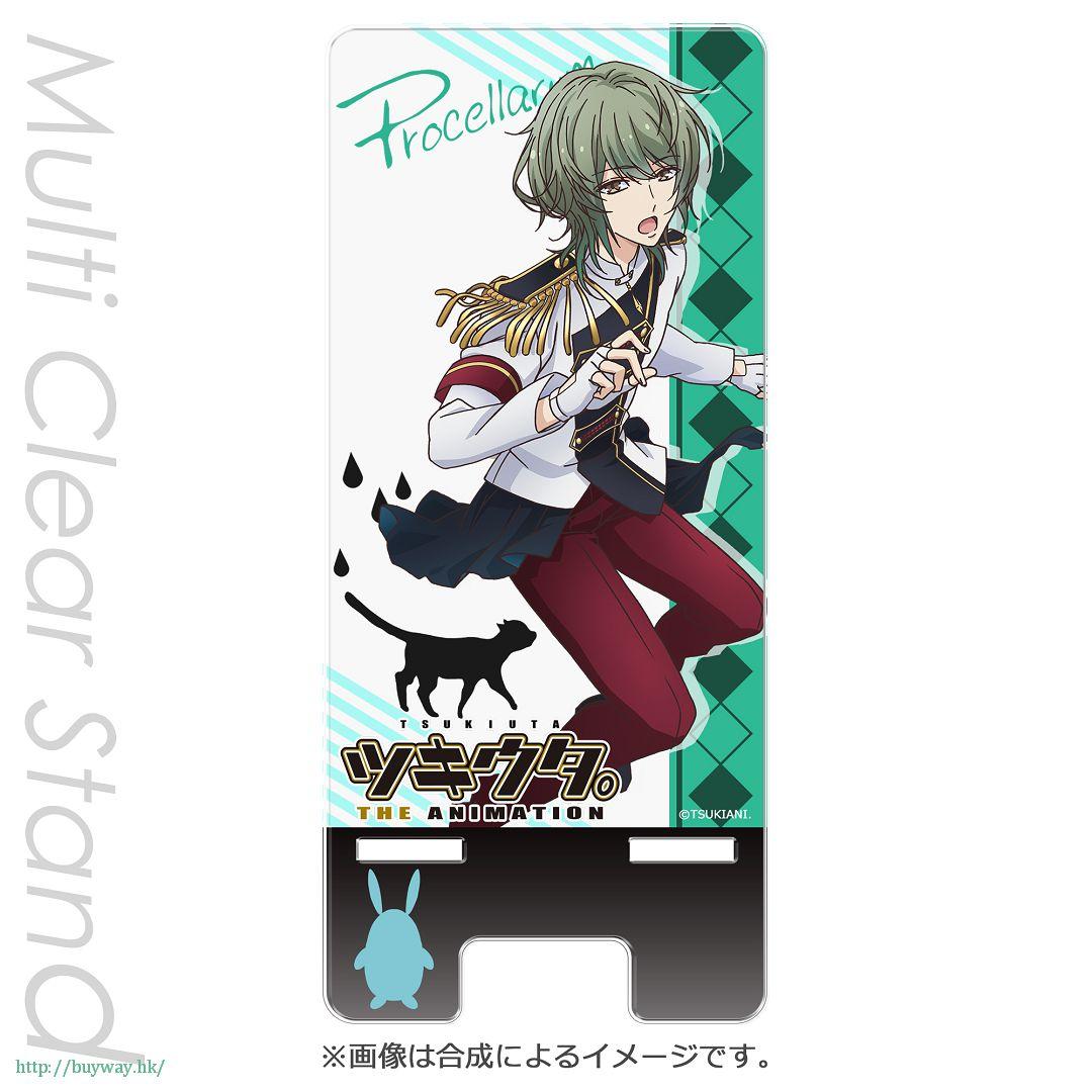 月歌。 「水無月淚 (6月)」多功能站立架 PT Multi Clear Stand Minaduki Rui PT【Tsukiuta.】