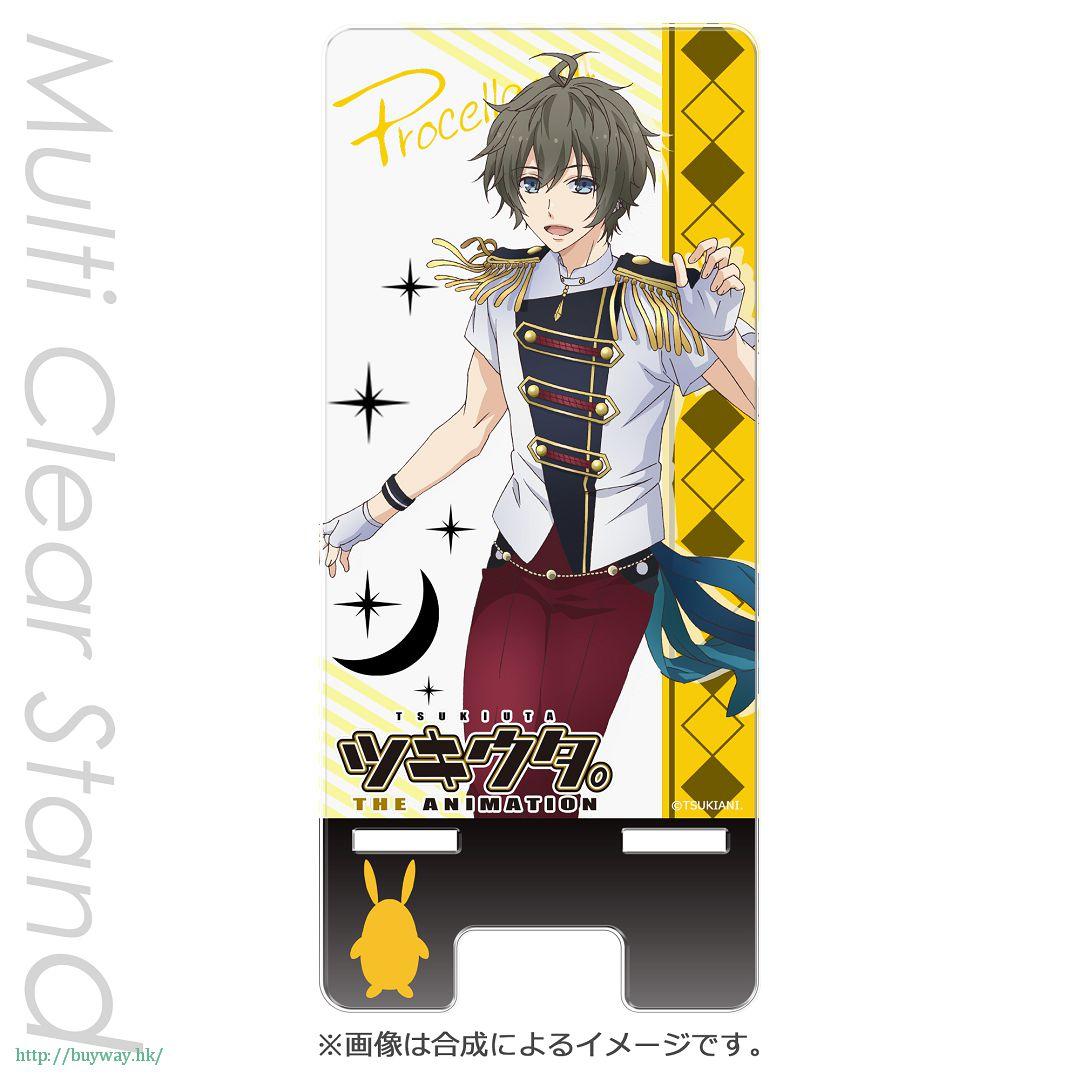 月歌。 「長月夜 (9月)」多功能站立架 PT Multi Clear Stand Nagatsuki Yoru PT【Tsukiuta.】