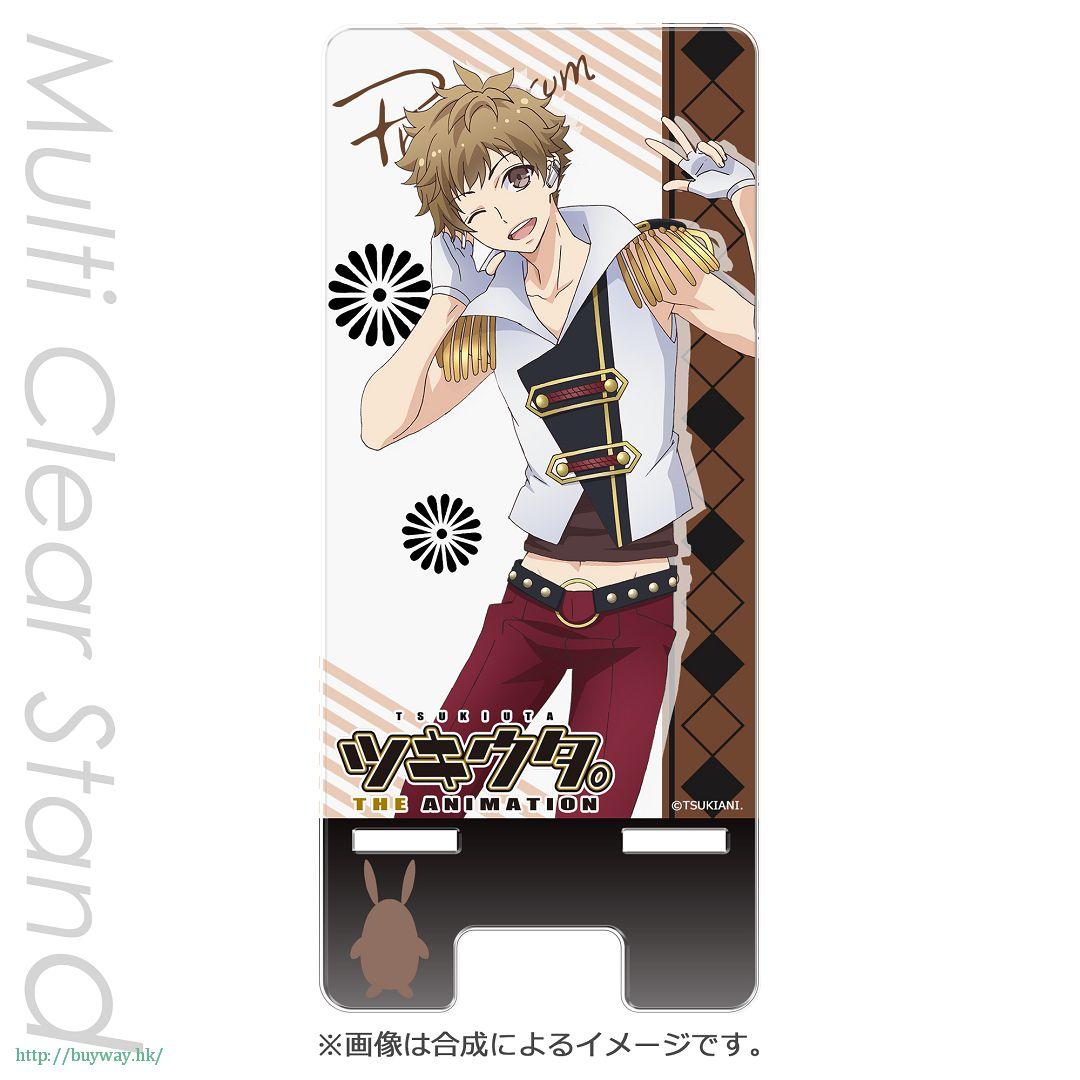 月歌。 「神無月郁 (10月)」多功能站立架 PT Multi Clear Stand Kannaduki Iku PT【Tsukiuta.】