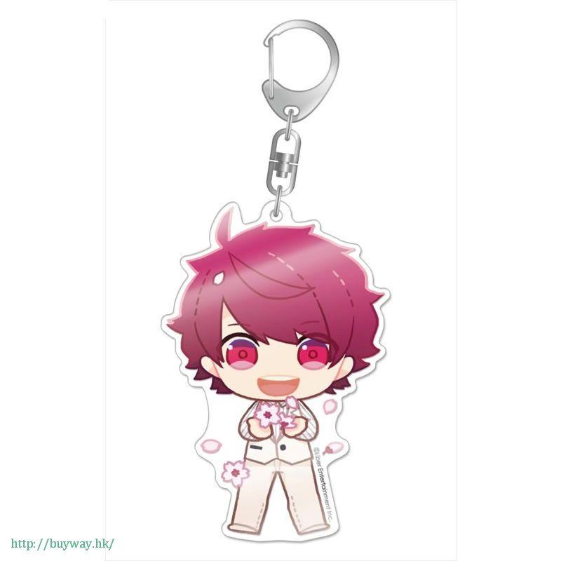 A3! 「佐久間咲也」亞克力匙扣 Deka Acrylic Keychain Sakuya Sakuma【A3!】