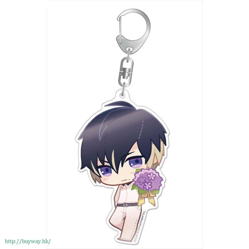 A3! 「碓氷真澄」亞克力匙扣 Deka Acrylic Keychain Masumi Usui【A3!】