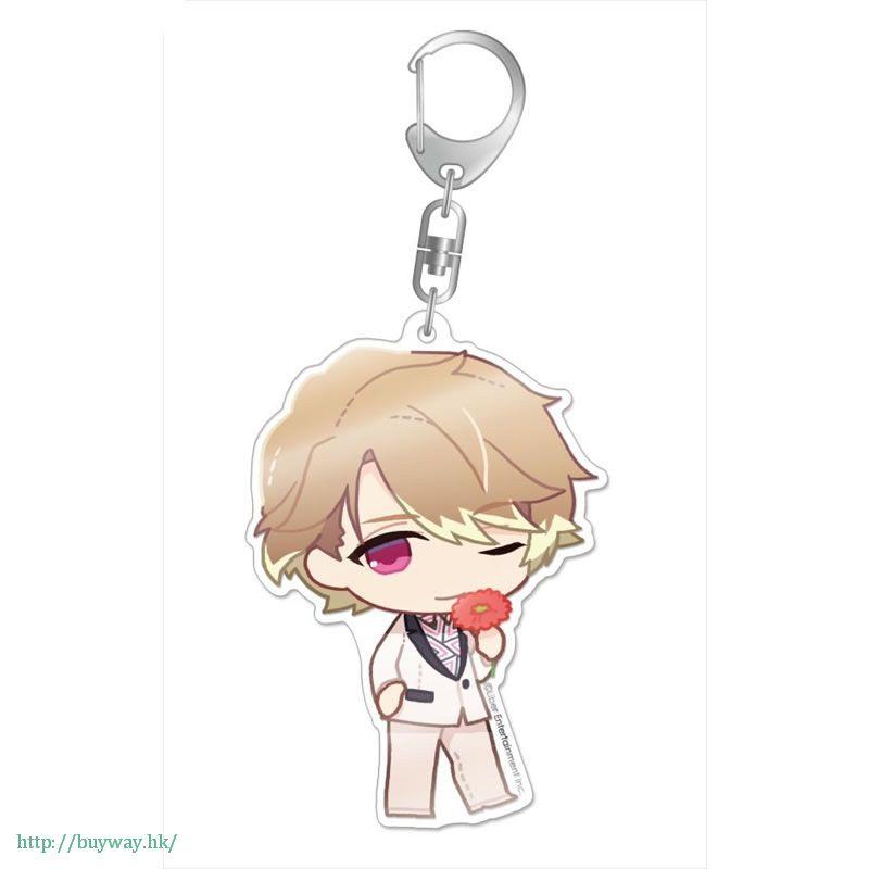 A3! 「茅ヶ崎至」亞克力匙扣 Deka Acrylic Keychain Itaru Chigasaki【A3!】