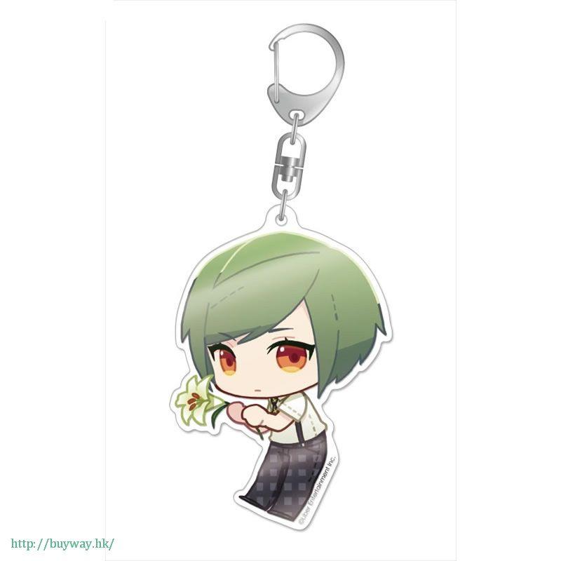 A3! 「瑠璃川幸」亞克力匙扣 Deka Acrylic Keychain Yuki Rurikawa【A3!】