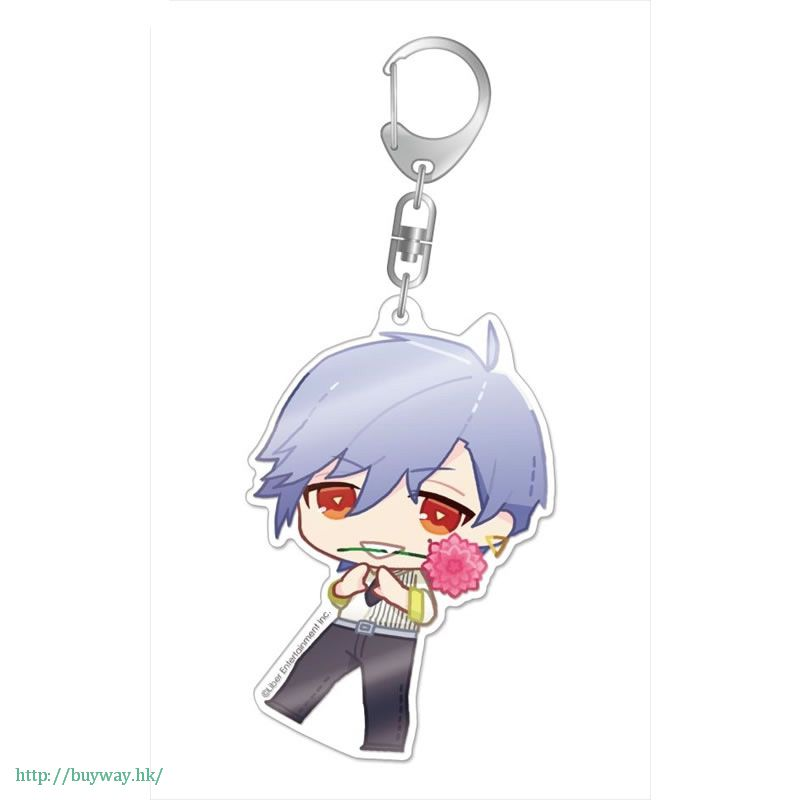 A3! 「斑鳩三角」亞克力匙扣 Deka Acrylic Keychain Misumi Ikaruga【A3!】
