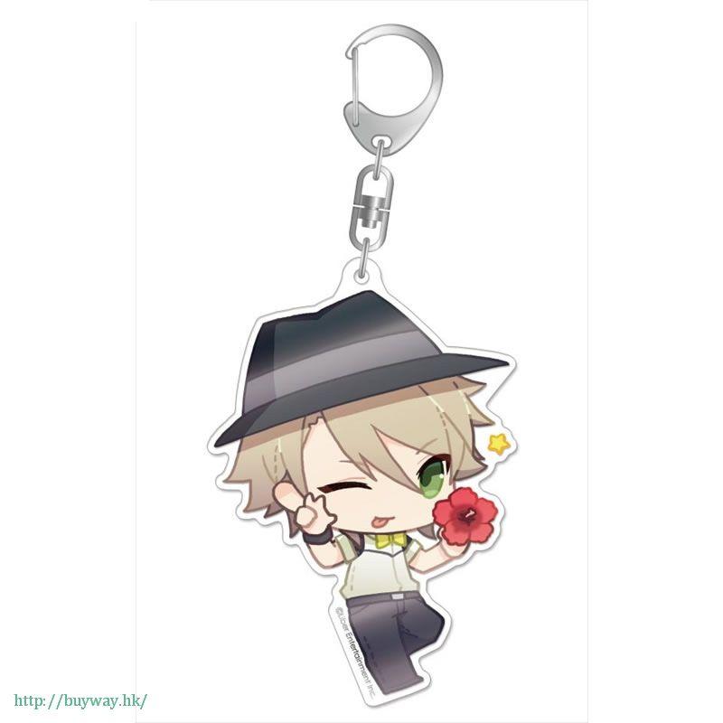 A3! 「三好一成」亞克力匙扣 Deka Acrylic Keychain Kazunari Miyoshi【A3!】