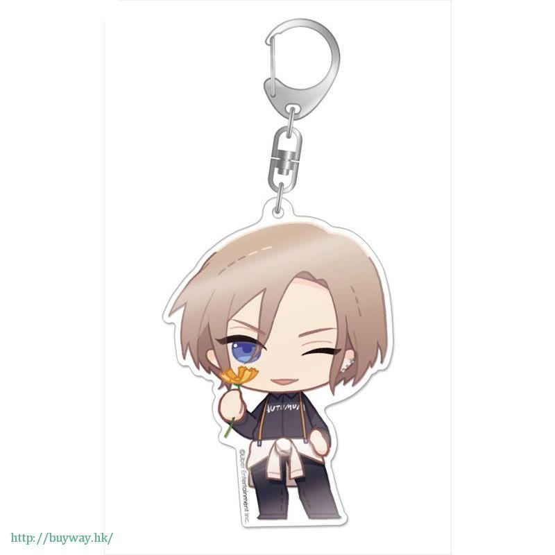 A3! 「摂津萬里」亞克力匙扣 Deka Acrylic Keychain Banri Settsu【A3!】