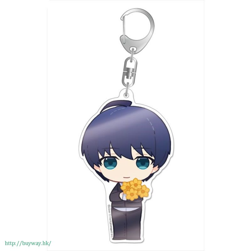 A3! 「月岡紬」亞克力匙扣 Deka Acrylic Keychain Tsumugi Tsukioka【A3!】