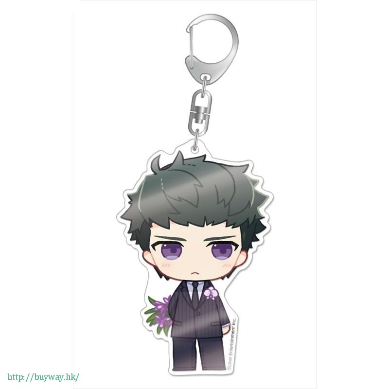A3! 「高遠丞」亞克力匙扣 Deka Acrylic Keychain Tasuku Takato【A3!】