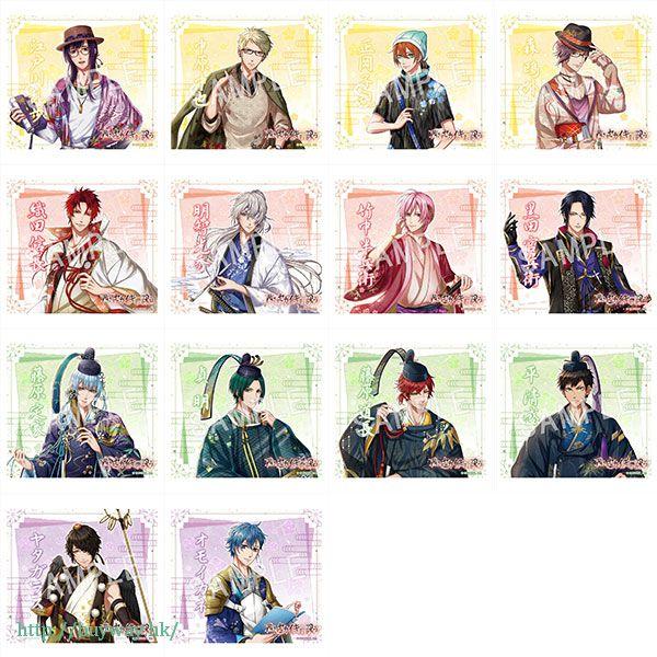 在茜色的世界與君詠唱 色紙 Vol.1 Type B (14 個入) Fortune Visual Shikishi Vol. 1 Type B (14 Pieces)【Akanesasu Sekai de Kimi to Utau】