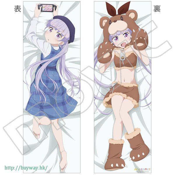 New Game! 「涼風青葉」抱枕套 2期 ver. Dakimakura Cover A Suzukaze Aoba 2nd Season【New Game!】
