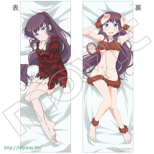 New Game! 「瀧本日富美」抱枕套 2期 ver. Dakimakura Cover B Takimoto Hifumi 2nd Season【New Game!】