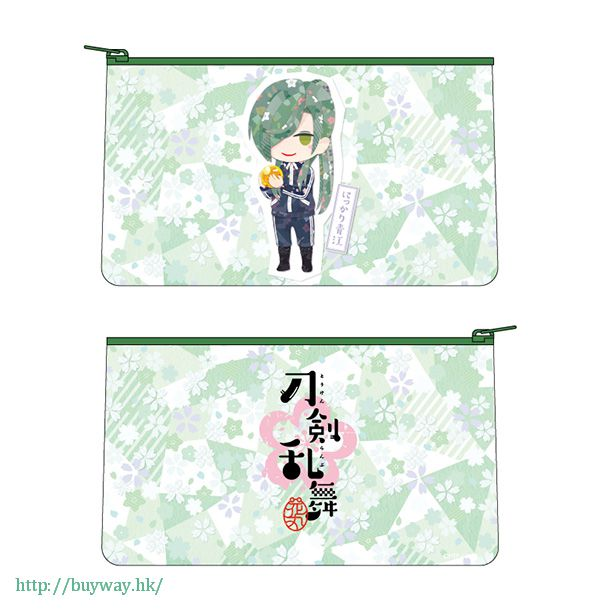 刀劍亂舞-ONLINE- 「笑面青江」小物袋 Pouch Nikkari Aoe【Touken Ranbu -ONLINE-】