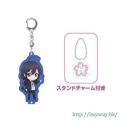 刀劍亂舞-ONLINE- 「鯰尾藤四郎」黏土人Plus 匙扣 Nendoroid Plus Acrylic Key Chain with Stand Namazuo Toushirou【Touken Ranbu -ONLINE-】
