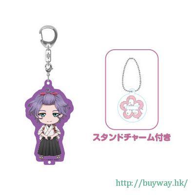 刀劍亂舞-ONLINE- 「歌仙兼定」黏土人Plus 匙扣 Nendoroid Plus Acrylic Key Chain with Stand Kasen Kanesada【Touken Ranbu -ONLINE-】