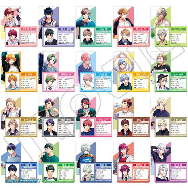 A3! 「MANKAI」團員卡 (20 個入) MANKAI Members Card Collection (20 Pieces)【A3!】