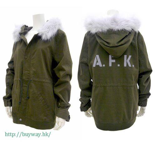 女神異聞錄系列 (加大)「佐倉雙葉」外套 Futaba Sakura Flight Jacket / XL【Persona Series】