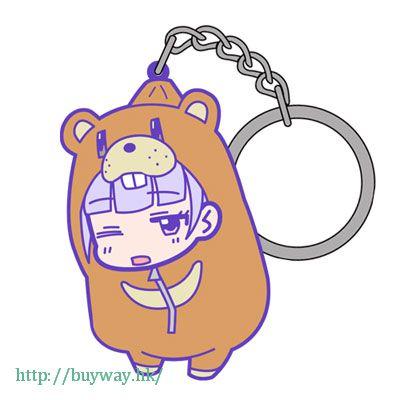 New Game! 「涼風青葉」熊睡袋 ver 吊起匙扣 Pinched Keychain Aoba Suzukaze Kuma-san Nebukuro Ver.【New Game!】