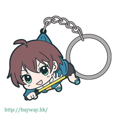 New Game! 「篠田一夏」吊起匙扣 Pinched Keychain Hajime Shinoda【New Game!】