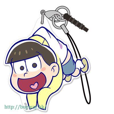 阿松 「松野十四松」亞克力 吊起掛飾 Acrylic Pinched Strap: Jyushimatsu【Osomatsu-kun】