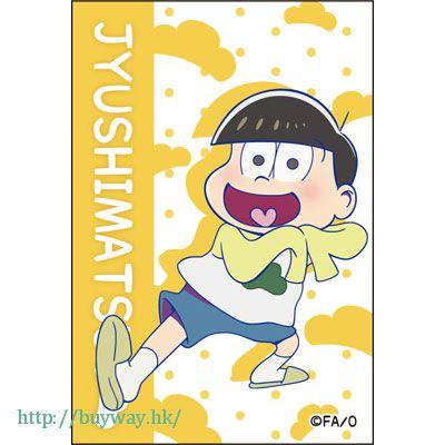 阿松 「松野十四松」方形磁貼 Square Magnet: Jyushimatsu ver2【Osomatsu-kun】