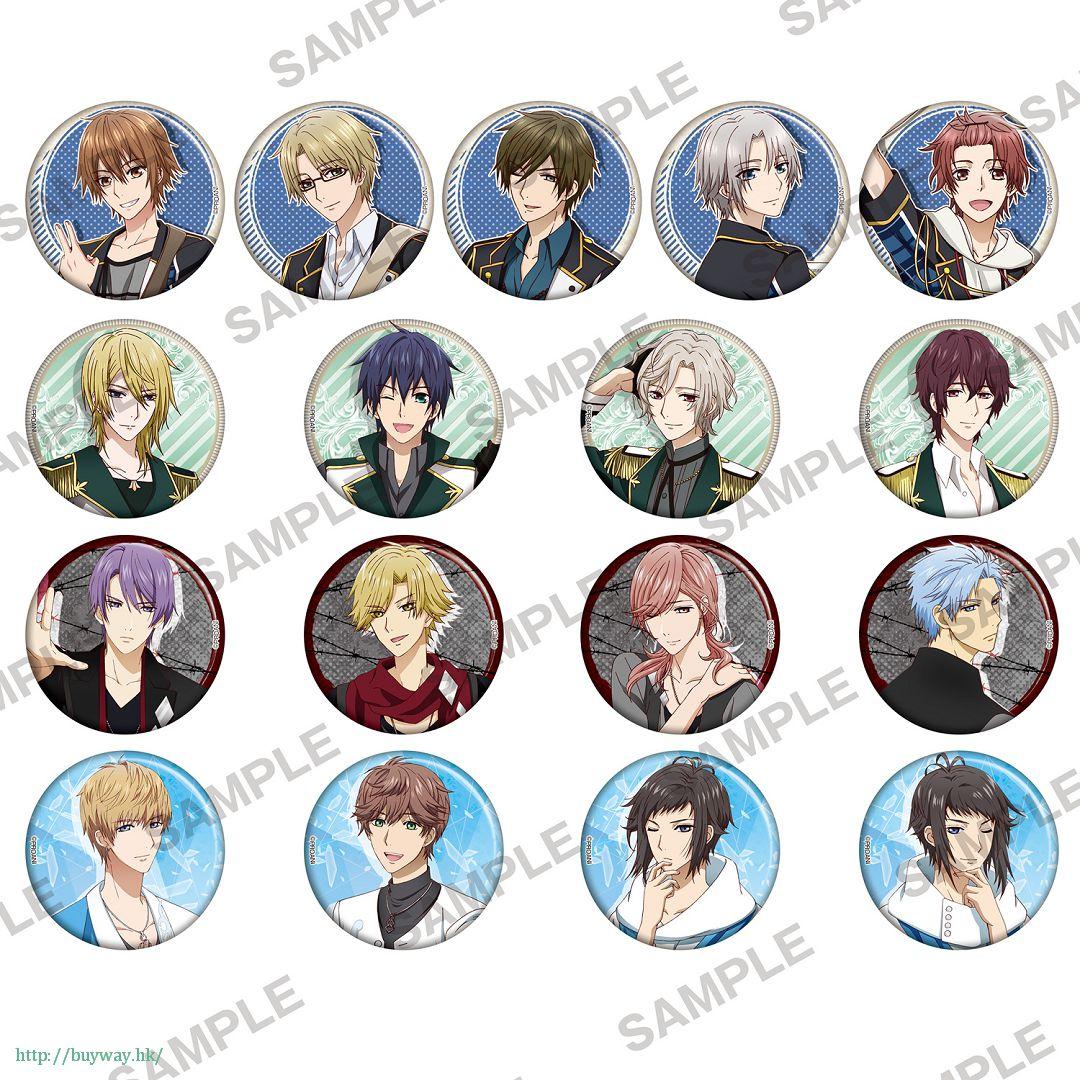 TSUKIPRO 收藏徽章+ (17 個入) Can Badge Plus (17 Pieces)【TSUKINO Talent Production】