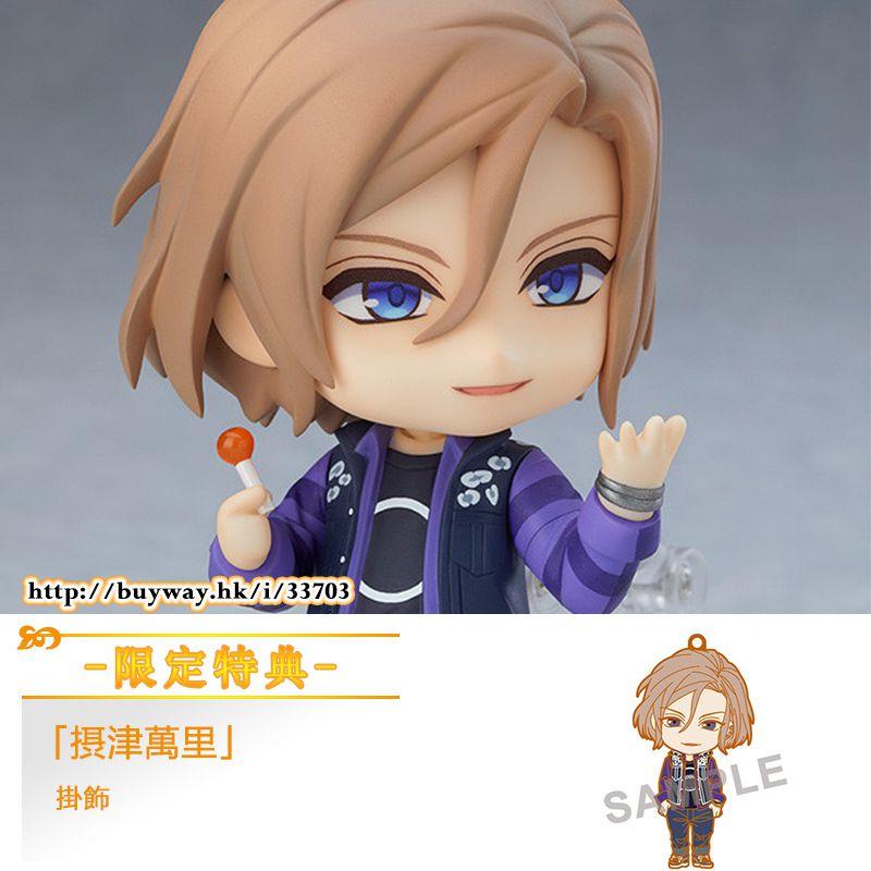 A3! 「摂津萬里」Q版 黏土人 (限定特典︰掛飾) Nendoroid Settsu Banri ONLINESHOP Limited【A3!】
