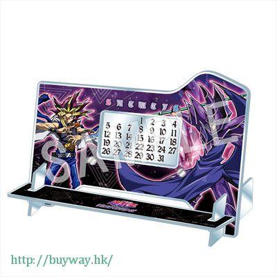 遊戲王 「武藤遊戲 (闇遊戲)」座枱日曆 Calendar Yami Yugi【Yu-Gi-Oh!】