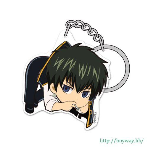 銀魂 「土方十四郎」亞克力 吊起匙扣 Acrylic Pinched Keychain: Toshiro Hijikata【Gin Tama】