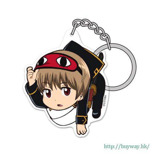 銀魂 「沖田總悟」亞克力 吊起匙扣 Acrylic Pinched Keychain: Sougo Okita【Gin Tama】