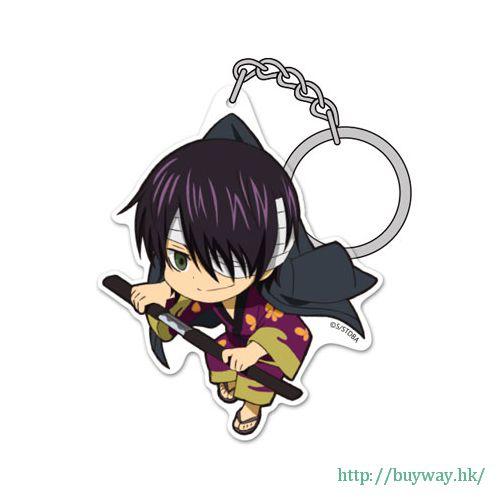 銀魂 「高杉晉助」亞克力 吊起匙扣 Acrylic Pinched Keychain: Shinsuke Takasugi【Gin Tama】
